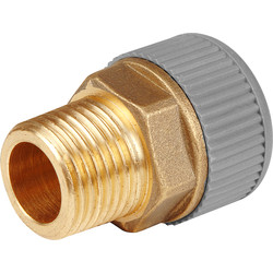 Brass Male Adaptor
