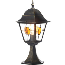 Kent Outdoor Pedestal Light