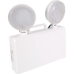 Twin Spot LED Emergency Light