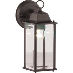 Bevelled Glass Lantern