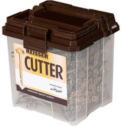 reisser cutter pozi screw tub 4 0 x 30mm toolstation. Black Bedroom Furniture Sets. Home Design Ideas