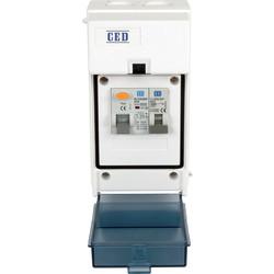 Shower Consumer Unit IP55