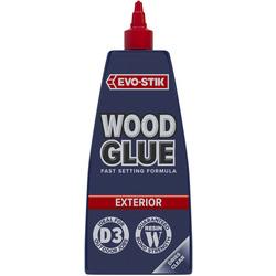 Evo Stik Exterior Resin W Wood Adhesive 500ml Toolstation