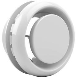 Vents ventilation air vent covers more toolstation for Grille de ventilation fenetre pvc