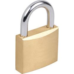 Squire Defender Brass Padlock