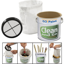 Go Paint - Clean & Go System