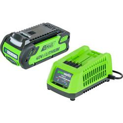 Greenworks 40V Li-Ion Battery