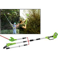 Greenworks 40V Polesaw & Pole Hedge Cutter