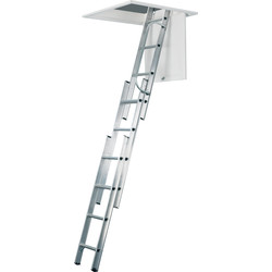 Loft Ladders Wooden Loft Ladders Kits Amp More Toolstation