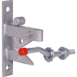 Self Locking Auto Field Gate Latch
