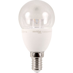 LED 5W Clear Globe Lamp