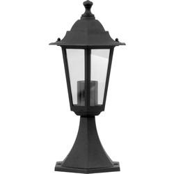 Victorian Style Pedestal Lantern