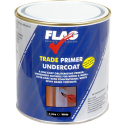 Trade Primer Undercoat Paint