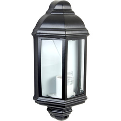 Victorian Style Half Lantern