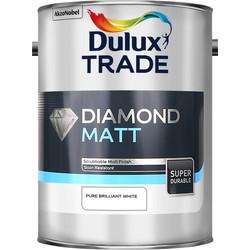 Dulux Diamond Matt Jasmine White
