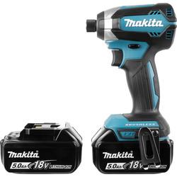 Makita DTD153RTJ LXT 18V Li-Ion Cordless Impact Driver