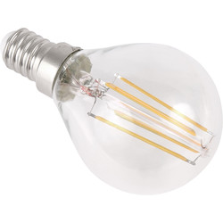 LED Filament Globe Lamp