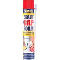 Exact Gap Foam Hand Held