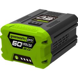 Greenworks G60B2 60V Battery