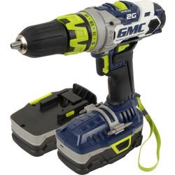 GMC-2G 18V Li-Ion Combi Hammer Drill