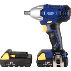 Draper Expert 83995 18V Li-Ion Impact Wrench