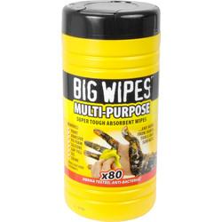 Big Wipes Antibacterial Cleaning Wipes