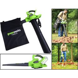 Greenworks 40v Blower & Vacuum