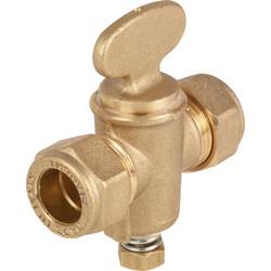 Compression Fan Key Gas Cock