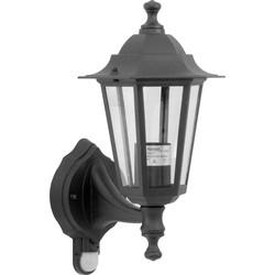 Victorian Style Lantern with PIR