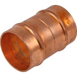 Solder Ring Straight Coupler