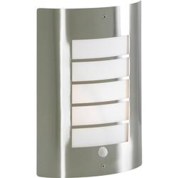 Sigma Slat Panel PIR Wall Light