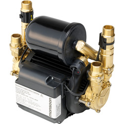 Stuart Turner Monsoon U Twin Shower Pump