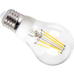 LED 4W Filament Effect GLS Lamp