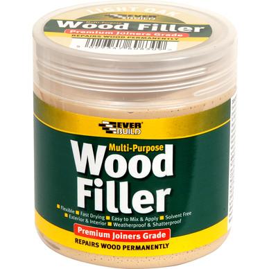 Everbuild Multi Purpose Wood Filler 250ml