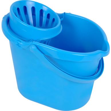 Mop Station : Plastic Mop Bucket 12L - Toolstation