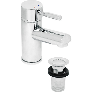 tay mono basin mixer tap toolstation. Black Bedroom Furniture Sets. Home Design Ideas