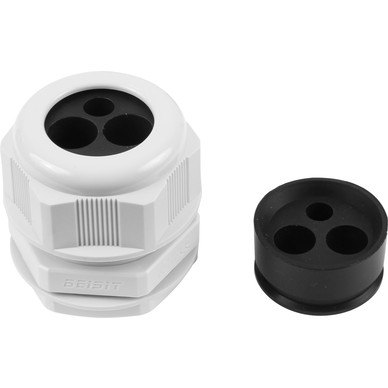 Consumer Unit Cable Gland Kit 32mm Toolstation