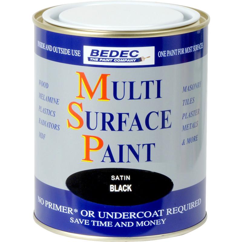 Toolstation Gloss Black Paint