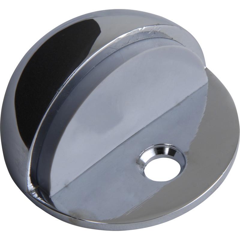 floor door stop polished toolstation. Black Bedroom Furniture Sets. Home Design Ideas