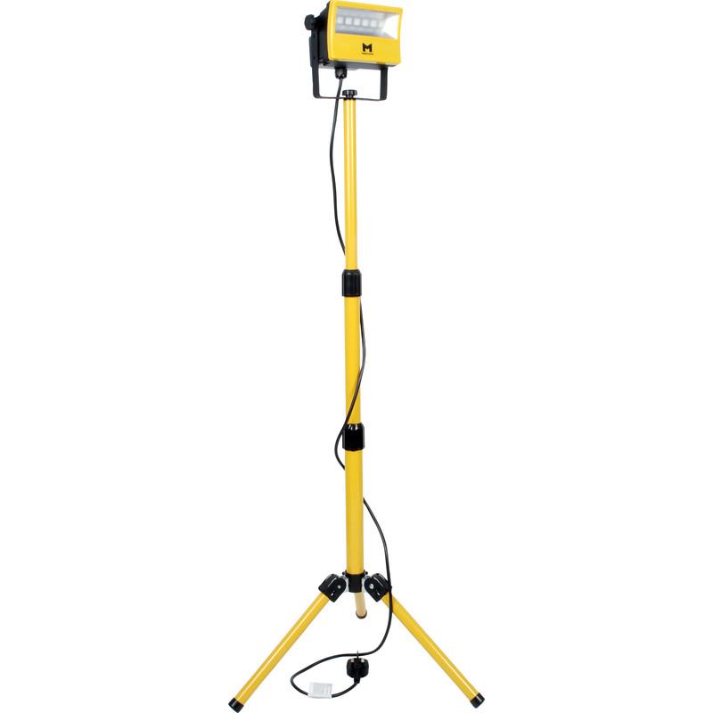 230v 50w led tripod work light 4000lm