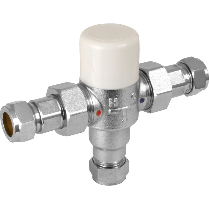 Blending valve