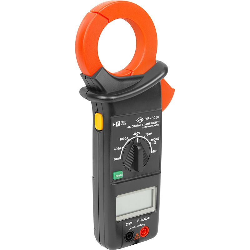 Electrical Clamp Meter : Professional ac digital clamp meter toolstation