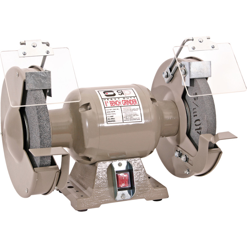 sip wet and dry bench grinder 2