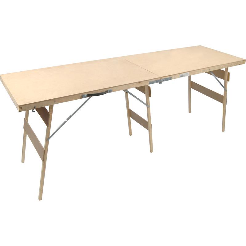 prep professional mdf paste table 56 x 200cm toolstation. Black Bedroom Furniture Sets. Home Design Ideas