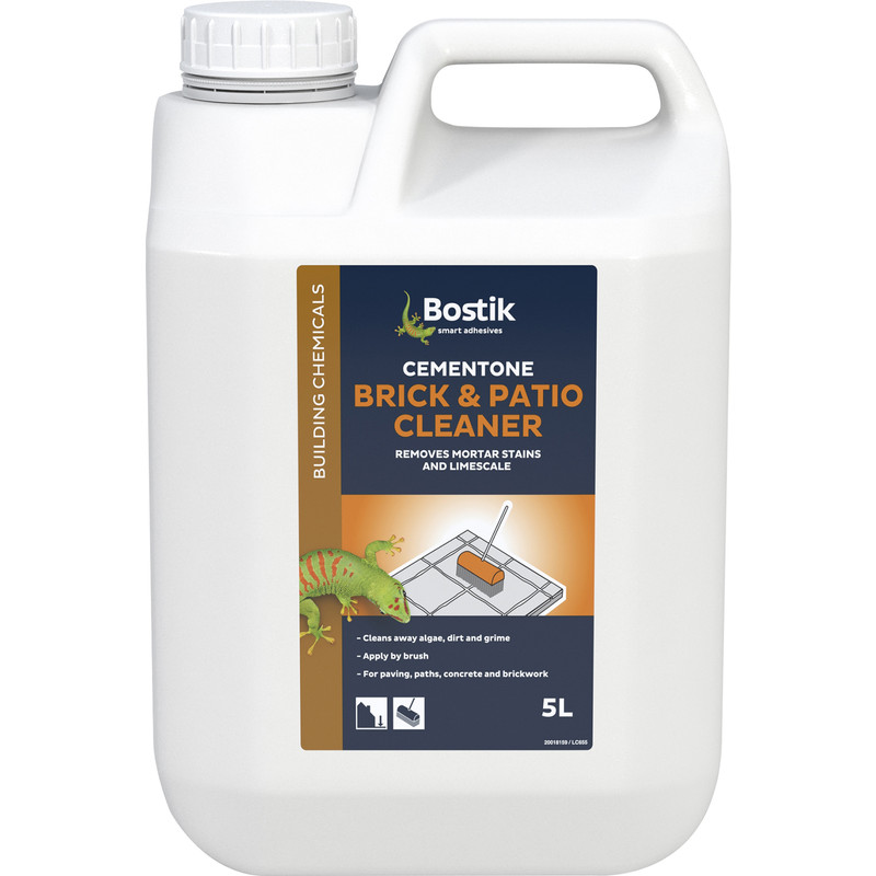 Cementone Brick Patio Cleaner 5l Toolstation