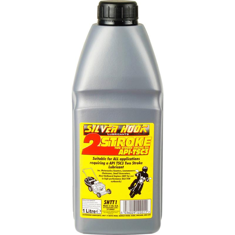 2 Stroke Engine Oil 1l Toolstation