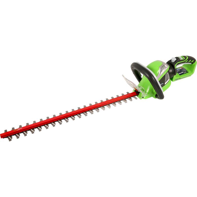 Greenworks 40v Cordless Hedge Trimmer Naked Toolstation
