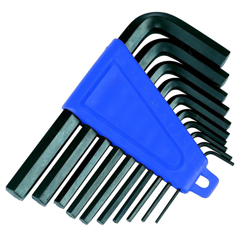 hex key set imperial toolstation