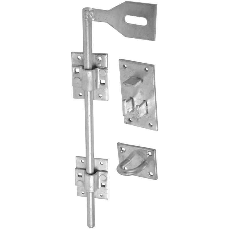 Lockable Surface Bolt 18 Quot Toolstation