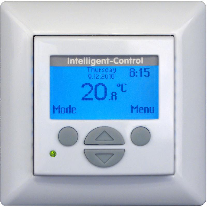 Underfloor Intelligent Control Digital Clock Thermostat